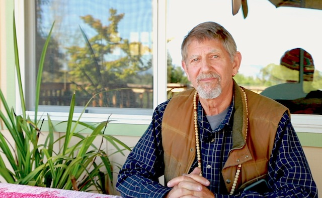 Peter Coyote Acceptance