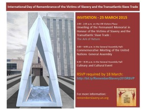 Victims of Slavery