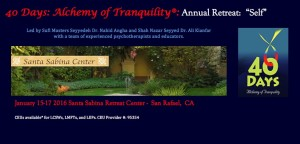40 Days Annual Retreat 2016