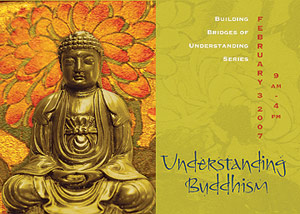 Understanding Buddhism Conference